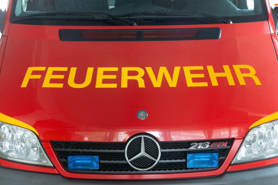 Bei diesem Einsatz diente die Feuerwehr nur als Begleiter.