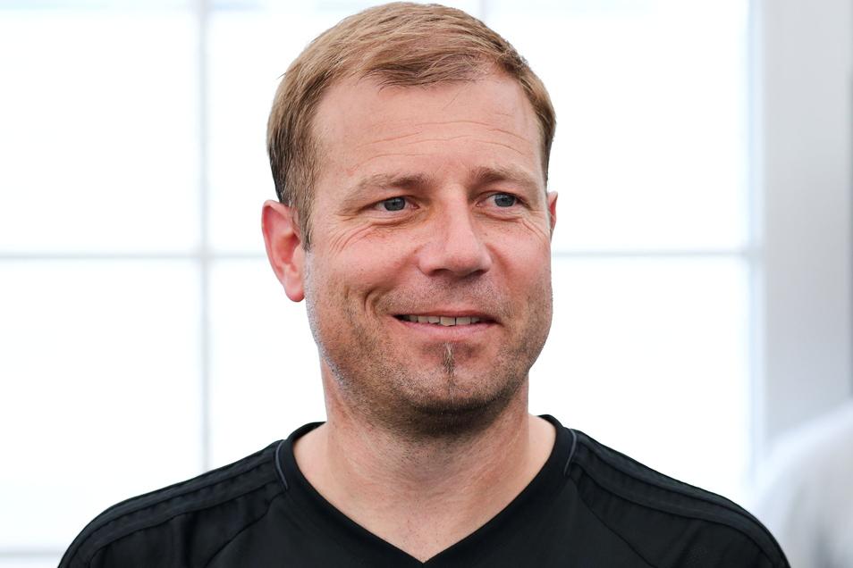 Frank Kramer ist der neue Cheftrainer bei Arminia Bielefeld.