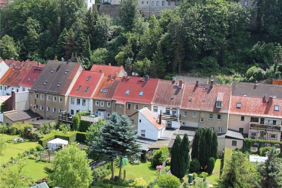 Alexander Ahrens will den Protschenberg mit der Altstadt durch einen Aufzug verbinden.