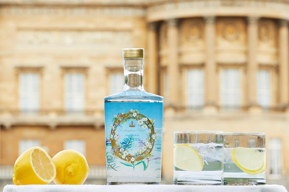 In Großbritannien gibt es nun einen Gin mit Kräutern aus dem Garten der Königin.