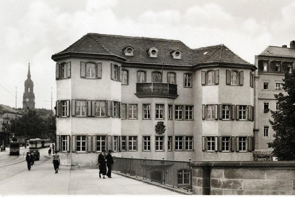 Das Narrenhäusel um 1935.