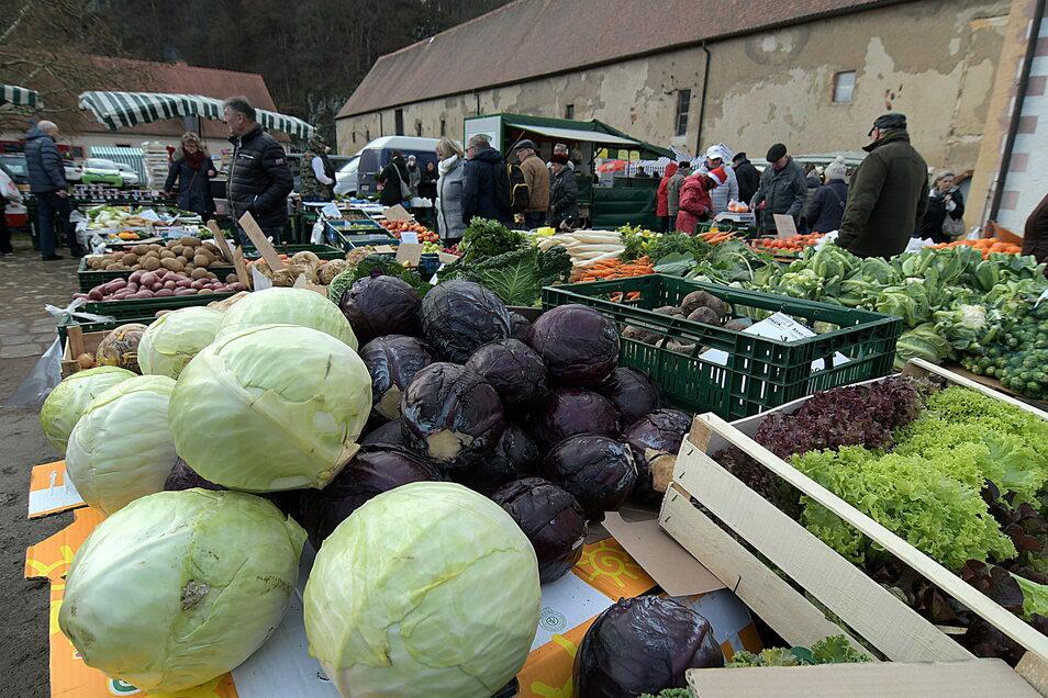 Einen Bauernmarkt wird es am Sonntag in der Hebelei nicht geben. Er wurde jetzt abgesagt.