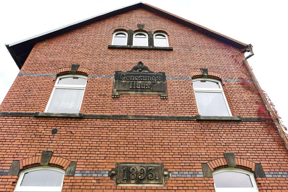 Das vor mehr als 100 Jahren gebaute Genesungsheim steht unter Denkmalschutz.