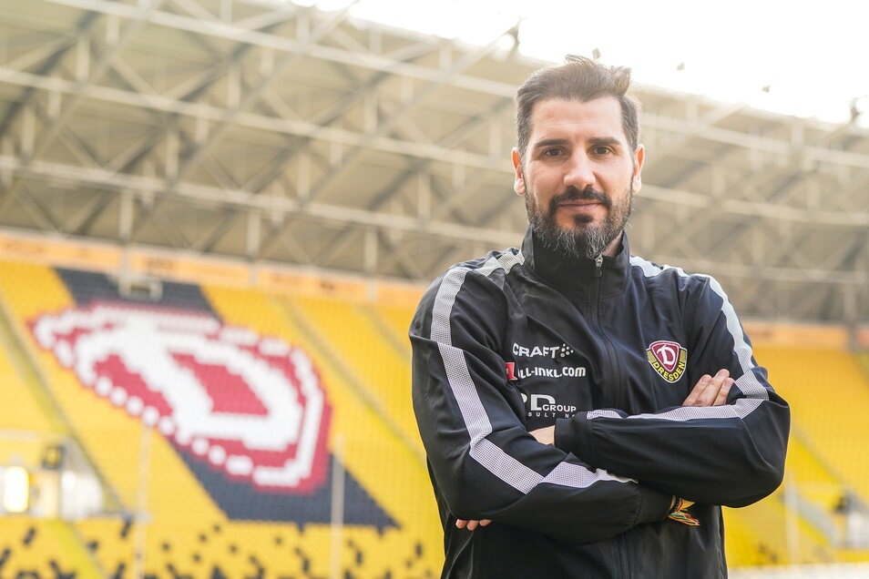 Erst Profi, dann Nachwuchs- und schließlich Cheftrainer bei Dynamo: Cristian Fiel. Anderhalb Jahre nach seiner Demission in Dresden startet der 41-Jährige nun in Nürnberg neu durch.