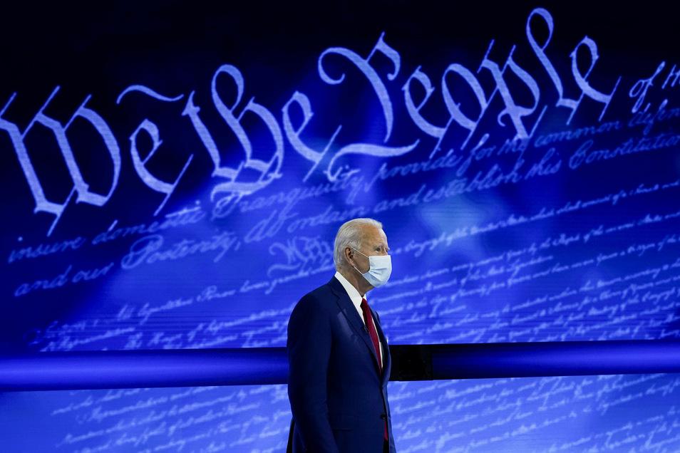Viele Verbündete erhoffen sich von Joe Biden einen radikalen Kurswechsel: eine US-Außenpolitik, die wieder auf internationale Verträge setzt und auf Zusammenarbeit statt Twitter-Tiraden