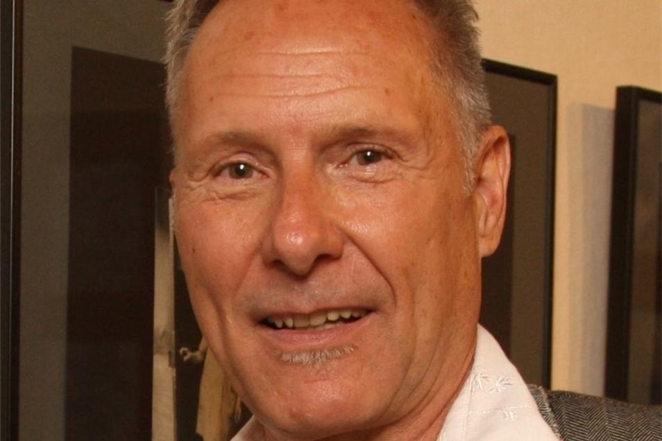 Jochen Breese (60), ehemaliger Pirnaer SZ-Fotograf, kommt mit einer Ausstellung zurück in die Sandsteinstadt.