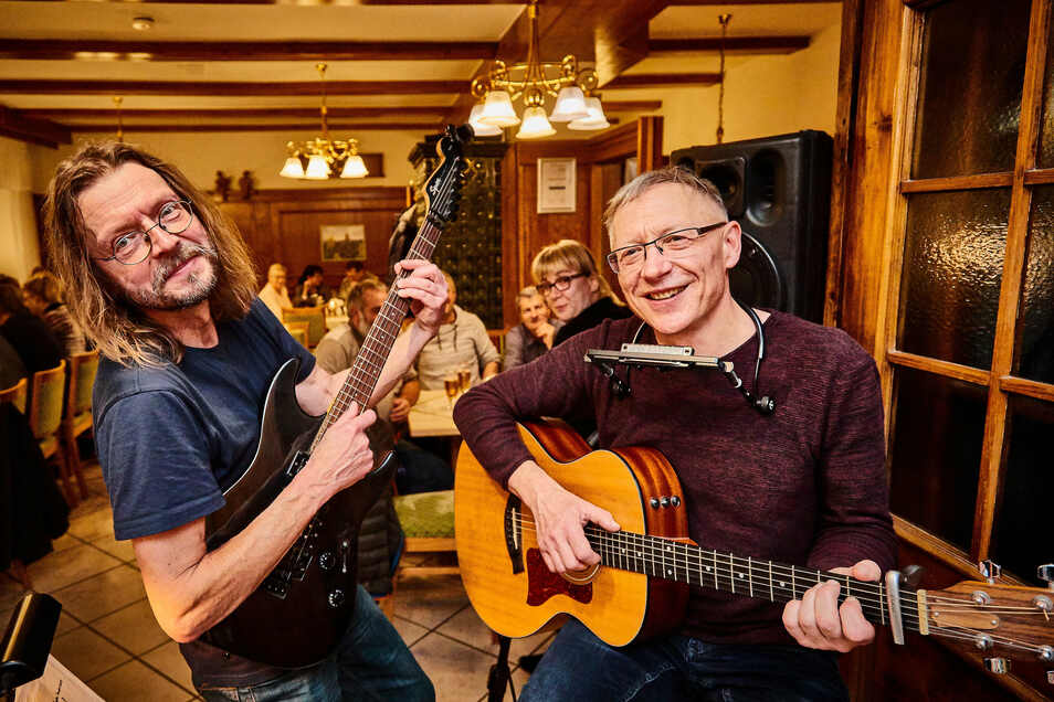 Auch die Gottleubataler Musiknacht findet nur statt, weil es engagierte Einwohner gibt.