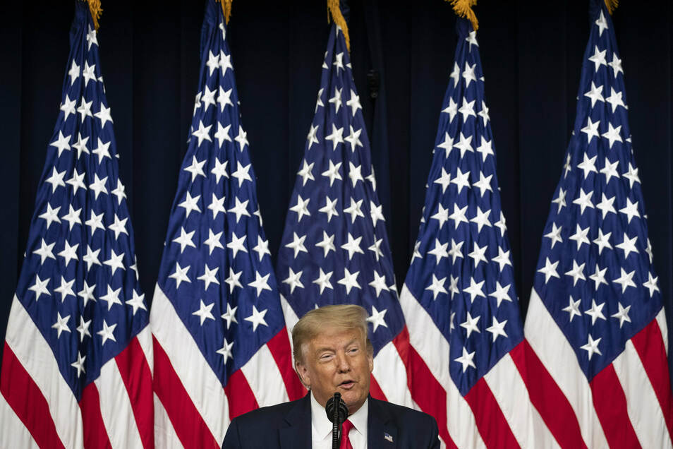 US-Präsident Donald Trump will mehr als 12.000 US-Soldaten aus Deutschland abziehen. Etwa die Hälfte der Truppen sollen in andere Nato-Länder verlegt werden.