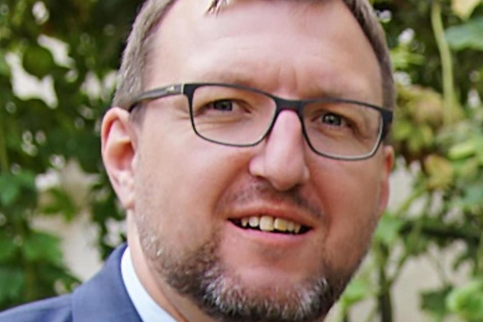 Stefan Waurich wurde von der FDP nominiert.