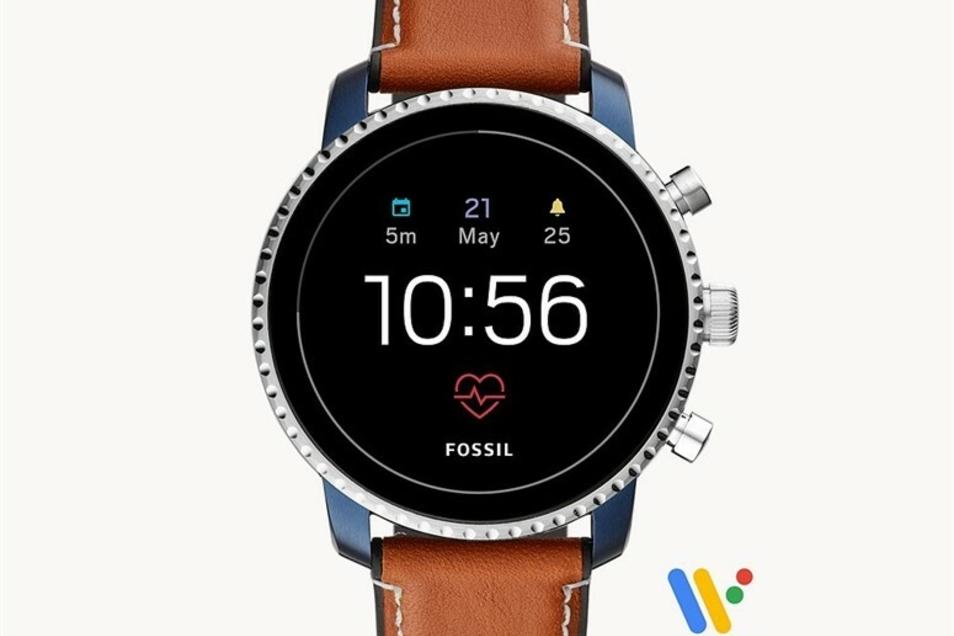 Fossil HAU Smartwatch im Wert von 299.-€