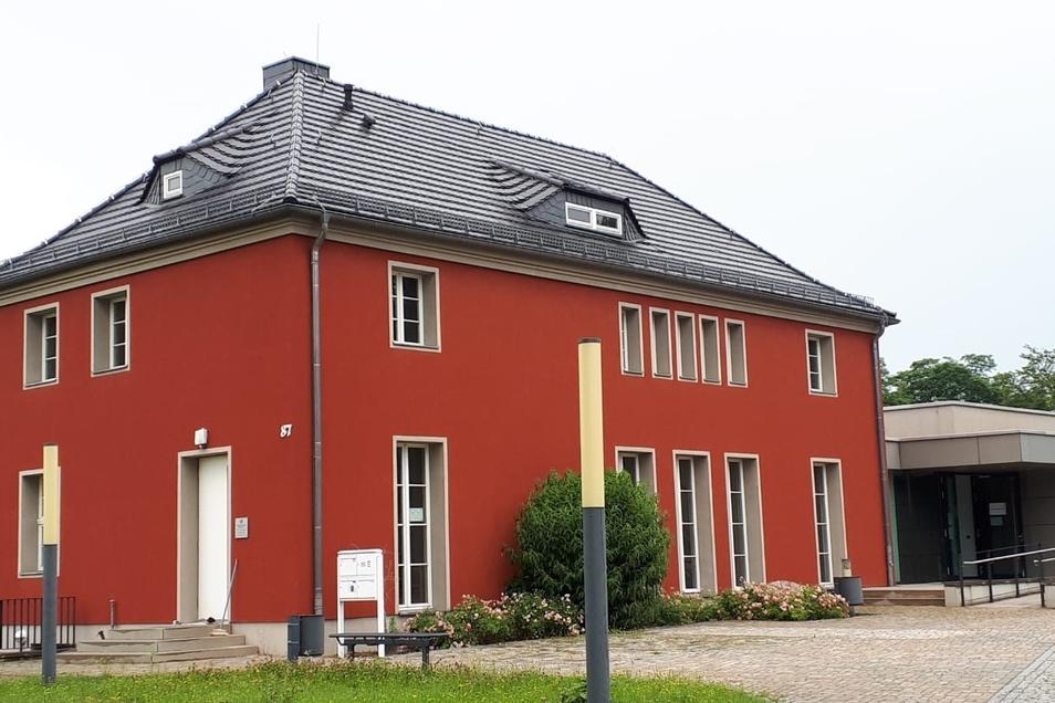 Der neue Standort der Polizei in Boxberg.