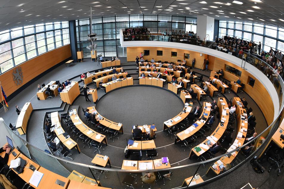 Zwei Abgeordnete des Thüringer Landtages sollen ihre Immunität verlieren.