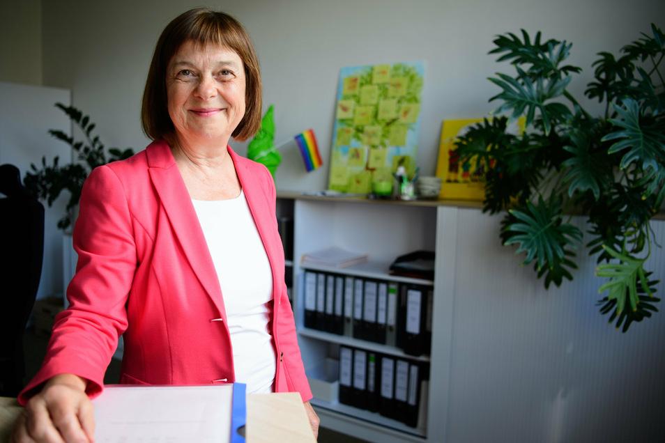 Brandenburgs Gesundheitsministerin Ursula Nonnemacher.