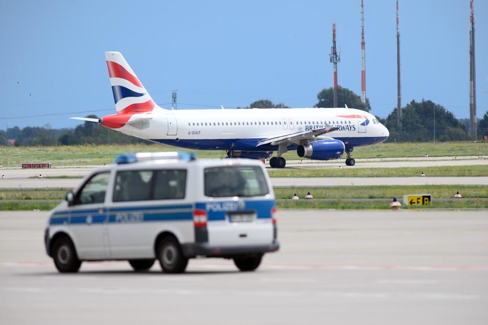 Die Problemanalyse am Flughafen steht noch aus.