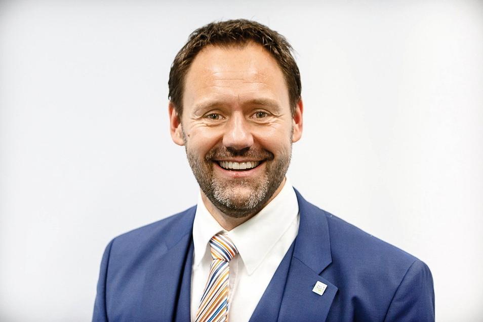 LSB-Generalsekretär Christian Dahms.