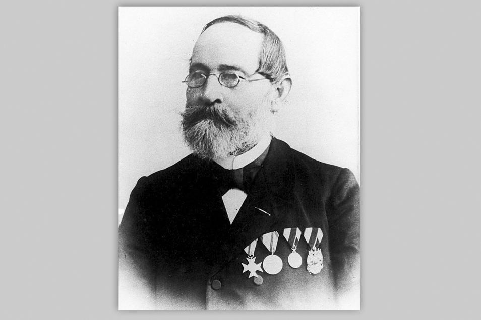 Johann Traugott Mutschink war der erste Lehrer in Demitz-Thumitz.