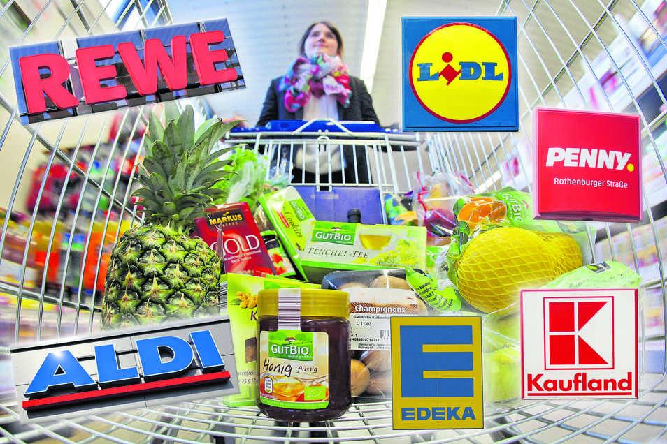 Die Auswahl an Einkaufsmärkten ist über Niesky hinaus groß. Die Kunden wollen es darin aber überschaubar haben.