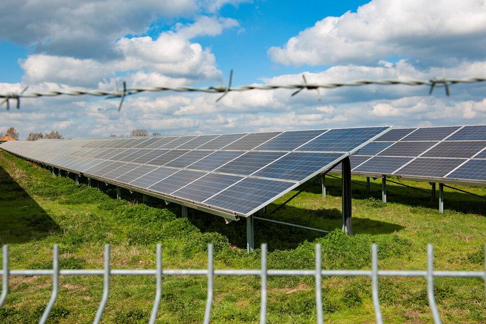 Wie hier in Lenz soll auch bei Medessen eine Photovoltaik-Anlage aufgestellt werden.