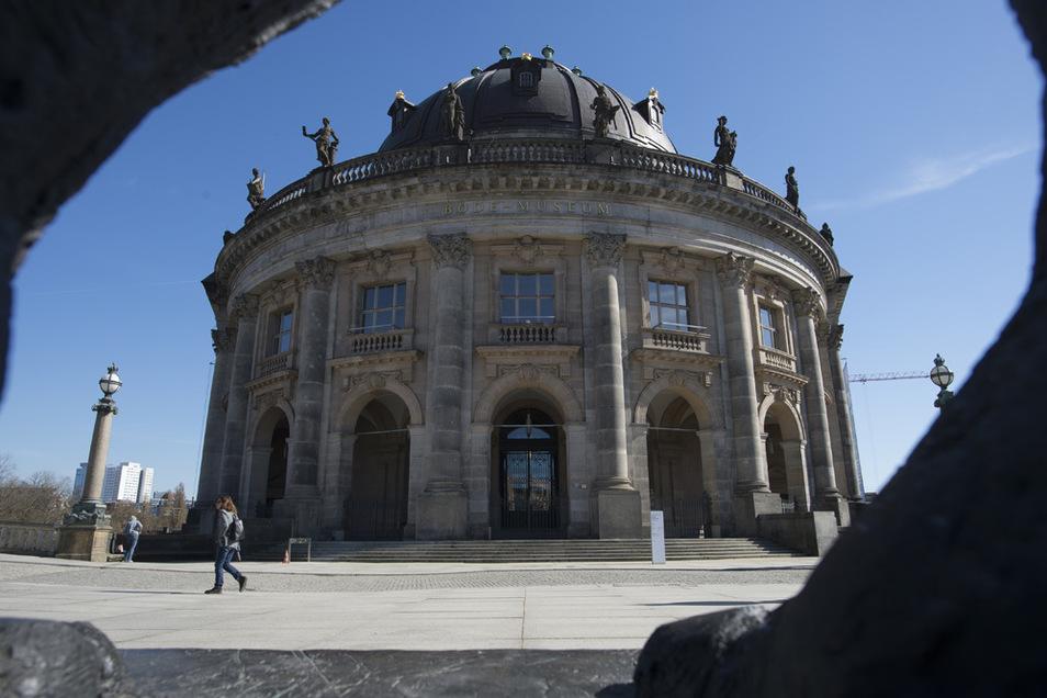 Das Bodemuseum auf der Berliner Museumsinsel öffnet am 3. Oktober wieder.