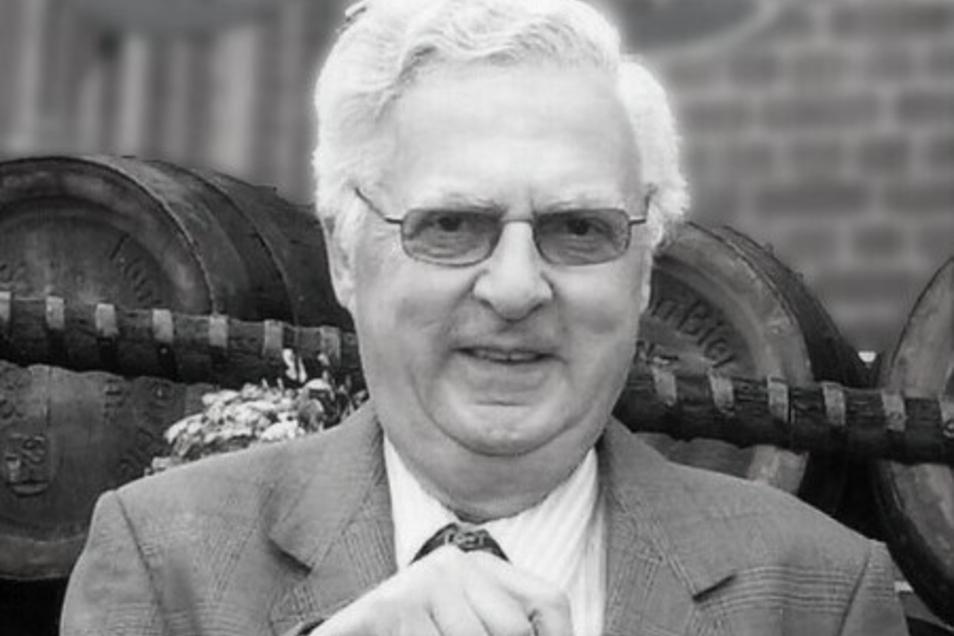 Edgar B. Scheller ist gestorben.