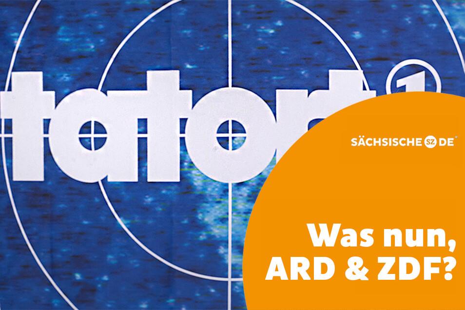 Große Aufgabe - großer Aufwand: Über 30.000 Festangestellte arbeiten für ARD und ZDF plus geschätzt noch einmal so viele Freie Mitarbeiter. Die stemmen elf Fernseh- und 74 Hörfunkprogramme sowie ein umfangreiches Internetangebot..