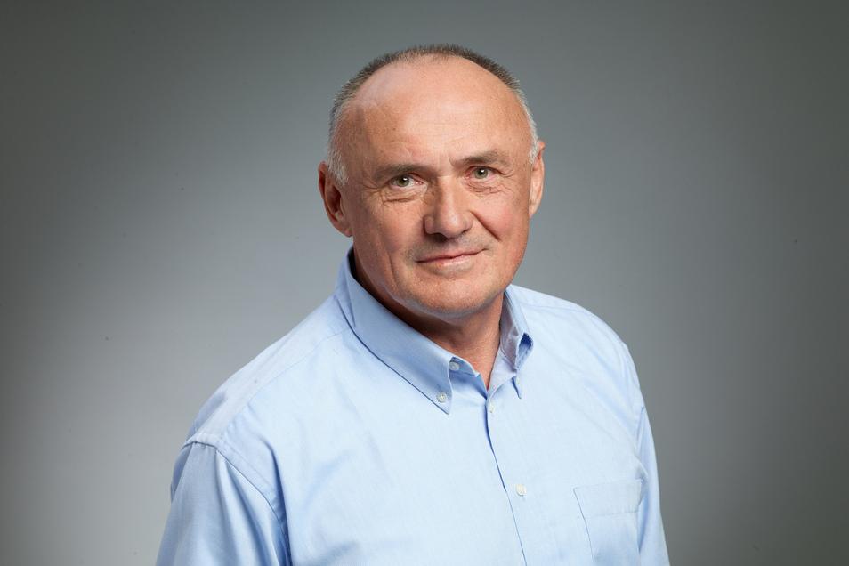 Stadtrat Lothar Brandau kritisiert die Pläne.
