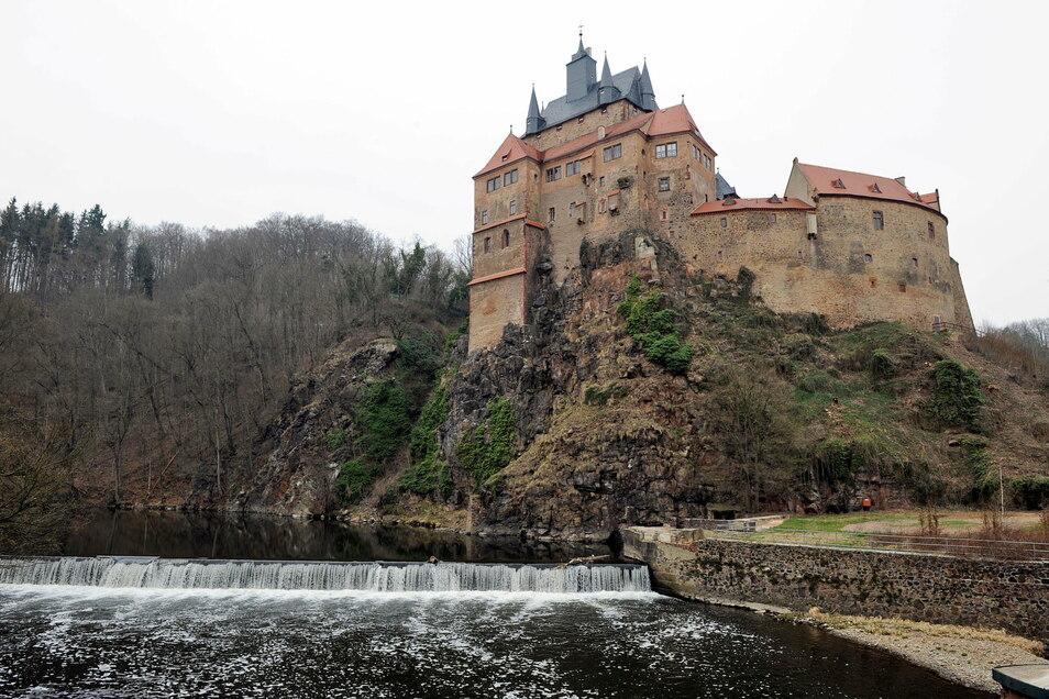 Trotz der Einschränkungen wegen der Corona-Pandemie war die Burg Kriebstein im vergangenen Jahr ein beliebtes Ausflugsziel.