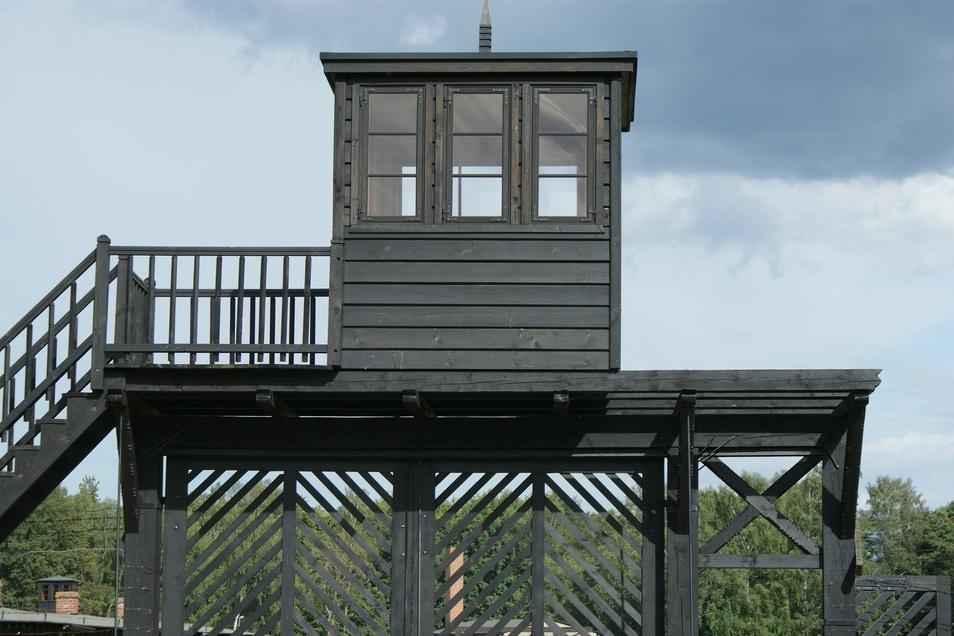 Im Konzentrationslager Stutthof bei Danzig ermordeten die Nationalsozialisten Zehntausende Menschen.