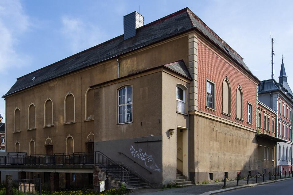 Der Verein KulturOrt möchte das ehemalige Kino mit seinem Saal zu einer neuen Kulturstätte entwickeln.