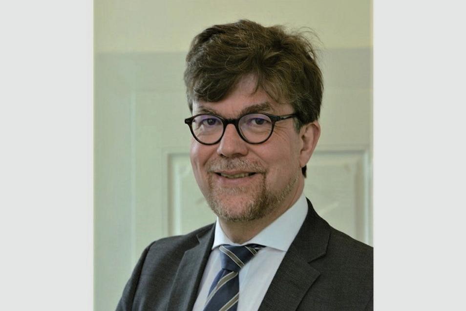 Der Kirchenhistoriker Volker Leppin ist Dekan der Evangelisch-Theologischen Fakultät der Universität Tübingen und Vorsitzender des Jakob-Böhme-Beirats in Görlitz.