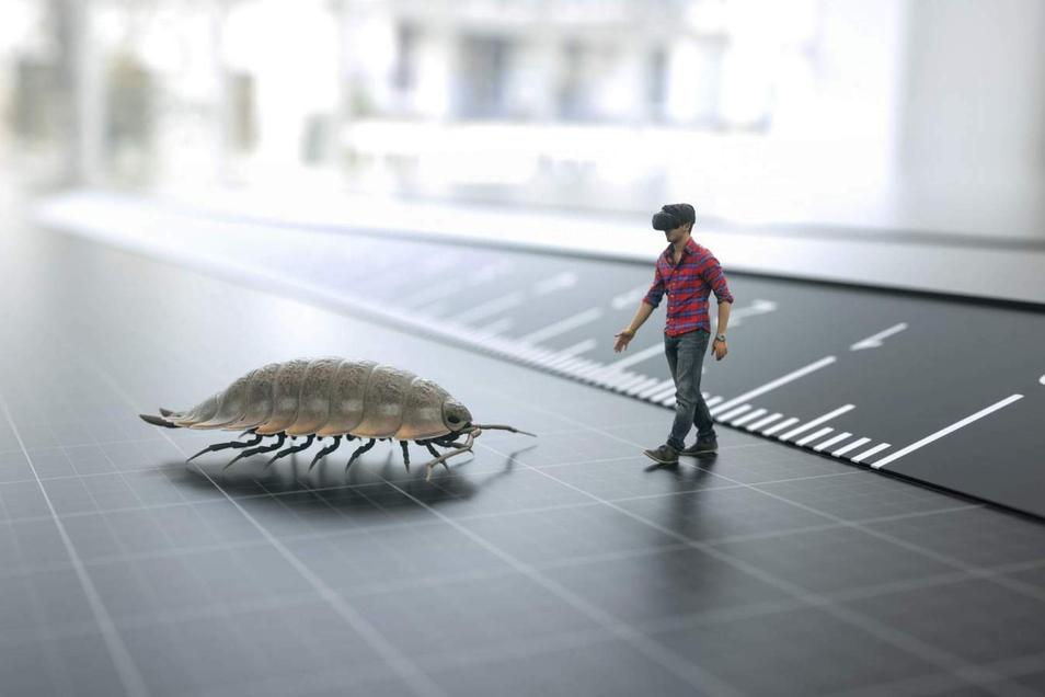 Ein virtueller Museumsbesuch eröffnet erstaunliche Möglichkeiten.