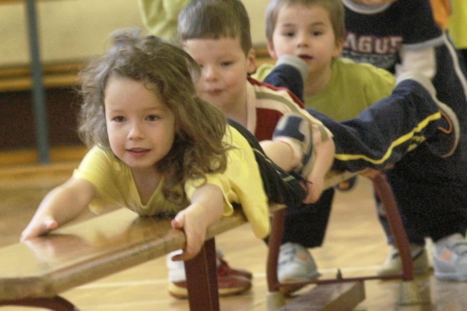 Sportvereine erhalten finanzielle Zuwendungen vor allem für die Nachwuchsarbeit.