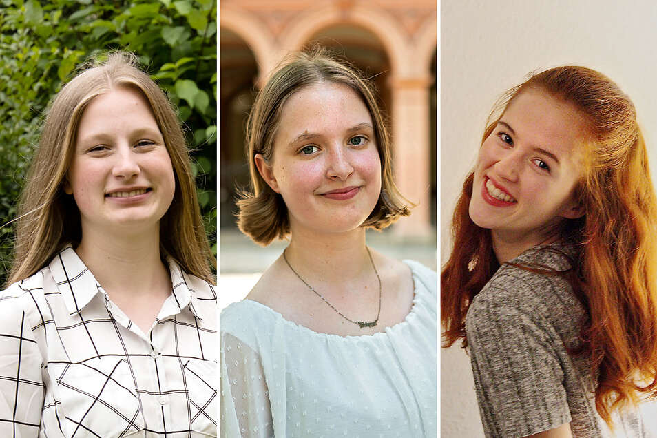 Paula Stolle, Sandra Walter und Florentine Münzberg eint ein gemeinsamens Ziel.