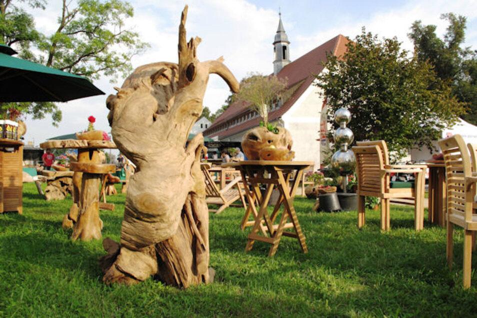 Impressionen vom Schloss & Park Fest auf Schloss Krobnitz in Reichenbach/Oberlausitz