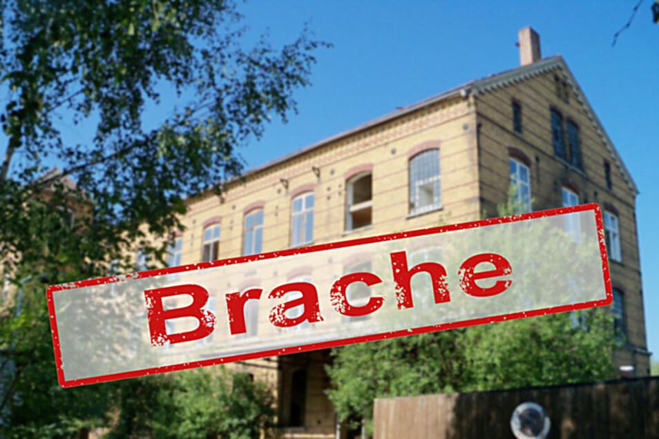 Auch der ehemalige Betrieb Thermoplast in Neugersdorf gehört zu den ausgewiesenen Brachen.