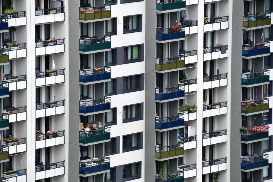 Wohnungsmieten sind leider auch 2020 in Dresden wieder gestiegen.