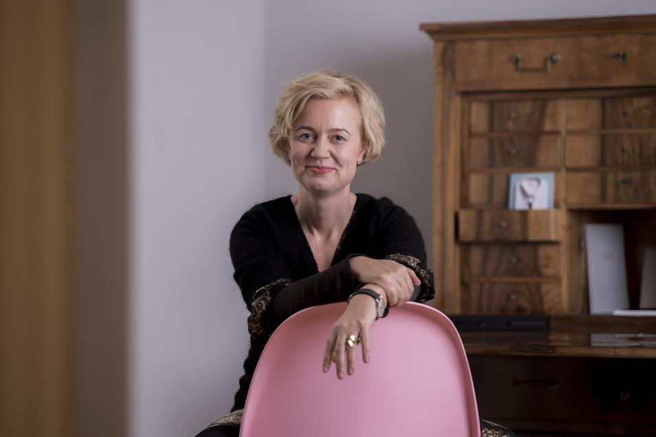 Die Geschäftsführerin und Chefdesignerin von Nomos Glashütte, Judith Borowski, wurde von einem Fachmagazin zur Frau des Jahres erklärt.