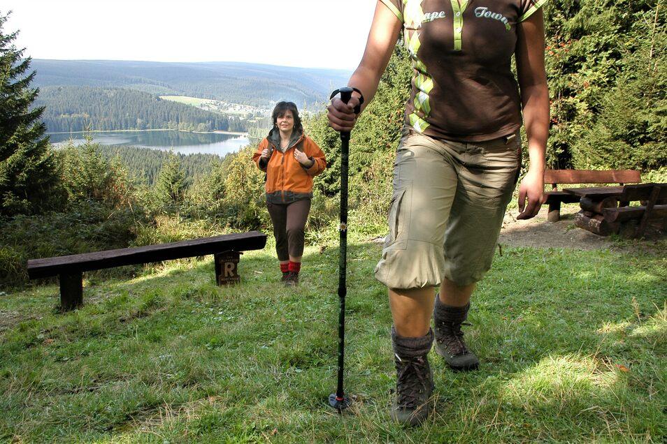 Erkunden Sie den Thüringer Wald und lassen Sie sich von der Natur bezaubern.