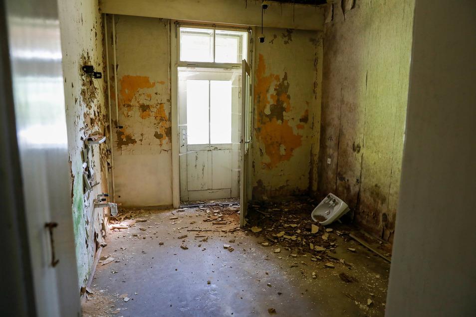 Die Querschnitte der Zimmer möchten die Investoren vergrößern.