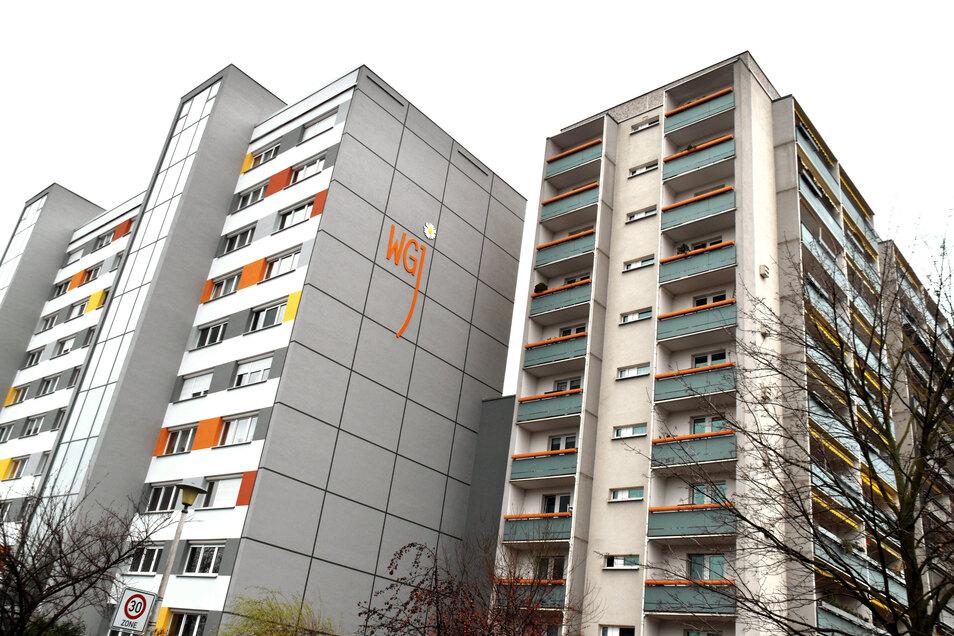 Die WGJ hat zahlreiche Wohnungen in Dresden, die zu günstigen Mietpreisen angeboten werden. Doch leider sind kaum welche frei.