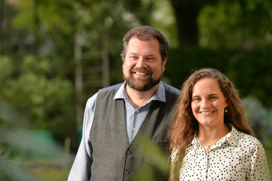 Andreas und Elisabeth Ball wollen für die SPD in den Stadtrat,