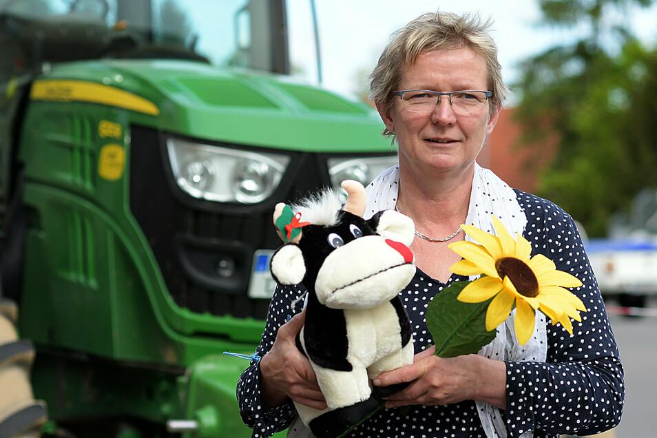 Iris Claassen war Geschäftsführerin des Regionalbauernverbandes Döbeln-Oschatz. Nun muss sie den Verband auflösen.