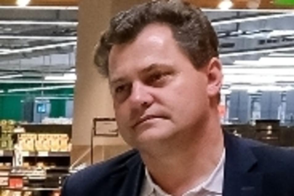 """""""Die Besucher unserer Stadt bleiben durchschnittlich 2,6 Tage in Coswig"""" – Bürgermeister Thomas Schubert."""