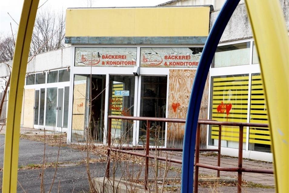 Die leer stehende Kaufhalle-Ost in der Brückenstraße ist zum Sicherheitsrisiko geworden. Sie wird abgerissen.