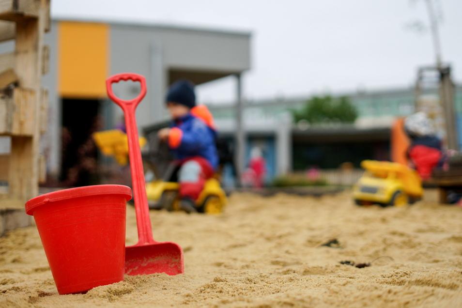 Die Stadt Wilsdruff konnte allen kleinen Kindern einen Platz in einer der Kinderkrippen vermitteln.