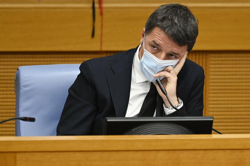 Matteo Renzi, Chef der in Italien mitregierenden Partei Italia Viva, hat die Rücktritte der beiden von seiner Partei gestellten Ministerinnen angekündigt. Dabei handelt es sich um Landwirtschaftsministerin Bellanova und Familienministerin Bonetti.