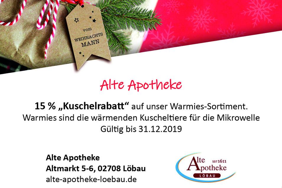 Alte Apotheke,Altmarkt 5-6, 02708 Löbau