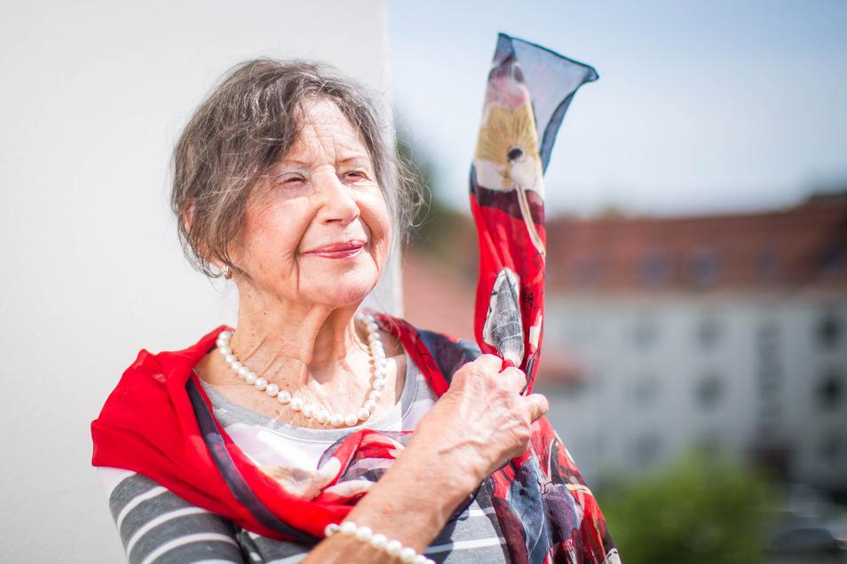 Hannelore Danders hat ihr Leben der deutsch-russischen Freundschaft gewidmet.