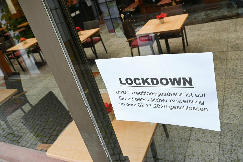 Was, wenn die Infektionszahlen trotz Lockdown nicht sinken? Sachsens Landesregierung bastelt an einem Notfallplan.