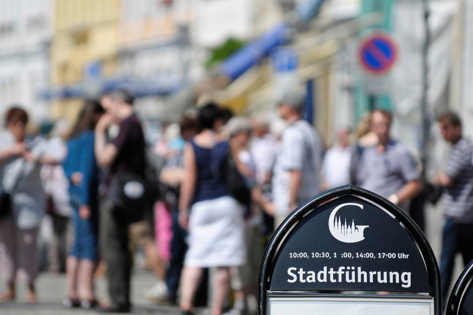 Über die Jahre hat sich der Görlitzer Tourismus positiv entwickelt.